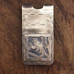Rare Antique Money Clip